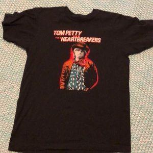 RARE Tom Petty & the Heartbreakers tee